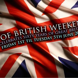 """Best of British"" Music from the Decades (1Radio Best of British Weekender)"