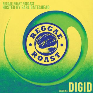 RR Podcast Volume 25: Digid Guest Mix - Hosted by Earl Gateshead