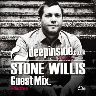 DEEPINSIDE presents STONE WILLIS (Exclusive Guest Mix)