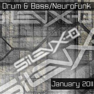 Drum & Bass January Mix