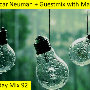 Oscar Neuman - Sunday Mix 92 (Guestmix with Matty) (08.07.2012)