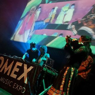 Rebel Up! Showcase DJ Set @ WOMEX14
