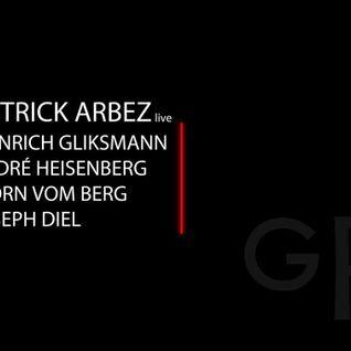 Patrick Arbez LIVEACT @ GROW Brunnen70 Berlin 16.01.15