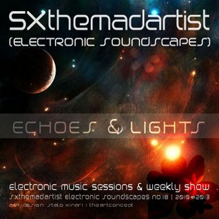 SXtheMadArtist [Electronic Soundscapes 18] Blueraccoon.fm