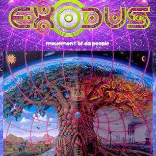 Exodus Festival Australia DJ Erik The Viking Chill Out Live Set 2002