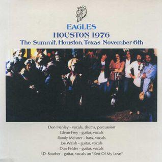 The Eagles  1976-11-06 Houston, Texas, US (Glenn Frey's Birthday)