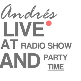 Andrés FULL CLASS Mix @ Radio Show at Party time.