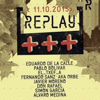 Replay Sunset Parties, Madrid
