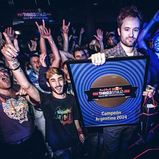DJ Lautaro Palenque - Argentina - National Final - WINNER