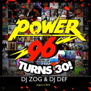 Power 96 Turns 30!