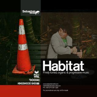 Sebastian Wild - Habitat // 2011