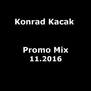 Konrad Kacak - Promo Mix 11.2016