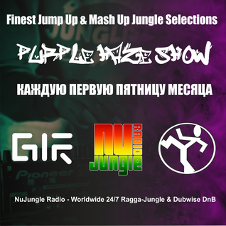 Purple Haze Show - Andrey HOT @ NuJungle.Com (05 August 2016)