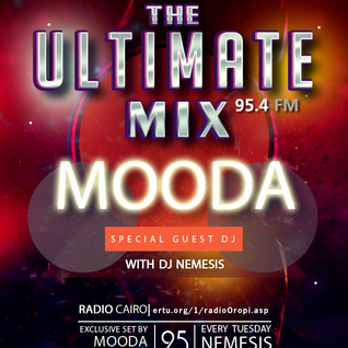 Nemesis - The Ultimate Mix Radio Show (031) 25/08/2015 (Guest DJ MOODA)
