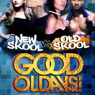 Good Ol' Days Promo Mix - New Skool vs Old Skool Mix by ILL DJ