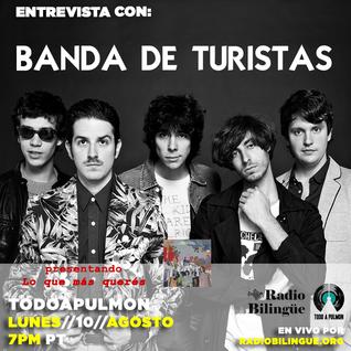 10 de agosto del 2015 (2) / Banda de Turistas / Estelares / Todos Tus Muertos / Los Ex