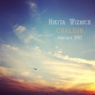 Chaleur podcast 2013