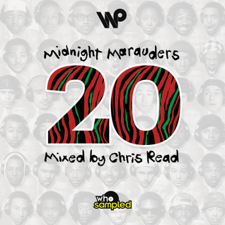 A Tribe Called Quest 'Midnight Marauders' 20th Anniversary Mixtape