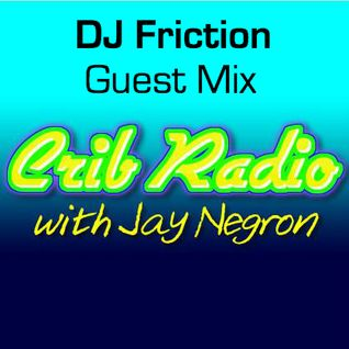 DJ Friction exclusive Disco guestmix for Jay Negron's Crib Radio Dec. 13th 2014