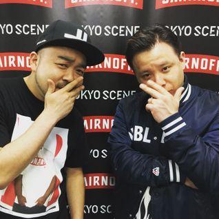 "04/29/2016 Inter FM ""Tokyo Scene"" DJ Hazime With Simon"