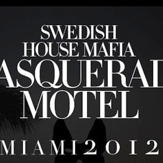 Swedish House Mafia - Masquerade Motel Miami, WMC 2012 (Miami, USA) - 23.03.2012