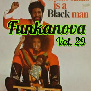 Funkanova Vol. 29     Mix By Luis Ortega