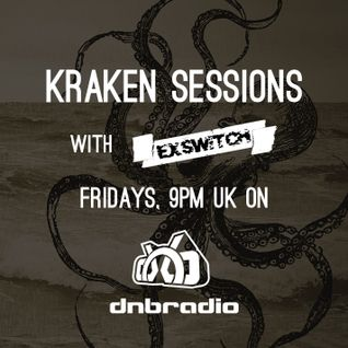 Kraken Sessions 010 on DNBRadio