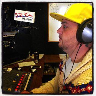 BRFM 95.6FM #Hot10 DJ Smoochi #MafternoonWithSmoochi Radio Show 21/11/14
