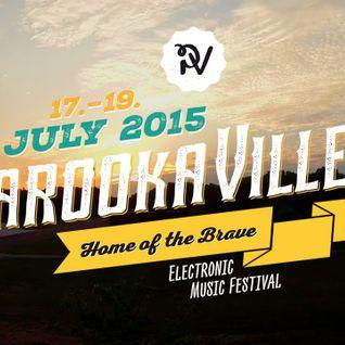 Steve Aoki - Live @ Parookaville Festival 2015 (Germany) - 18.07.2015