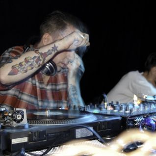 Weatherall & Smagghe live @ Bigfoot Strikes. Aberdeen. 14/12/12