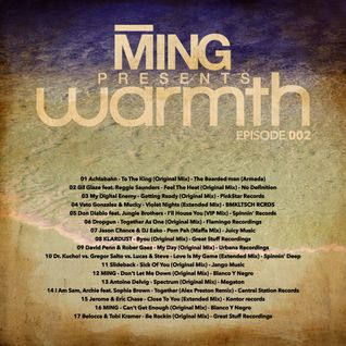 MING Presents Warmth 002
