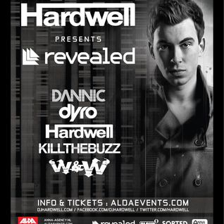 W and W - Live @ Hardwell Presents Releaved, Passenger Terminal (ADE 2013, Amsterdam) - 19.10.2013