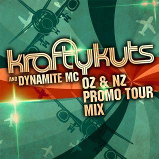 Krafty Kuts & Dynamite MC Promo Oz & Nz Tour Mix