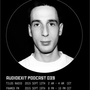 Audioexit Podcast039 Pt.1 - Hyo