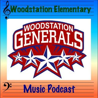 Woodstation Elementary School Music Podcast #43