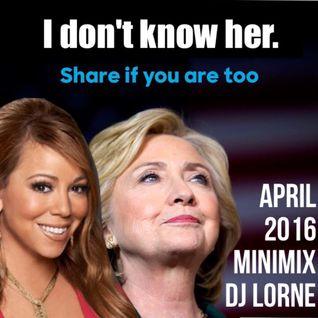 April 2016 Minimix