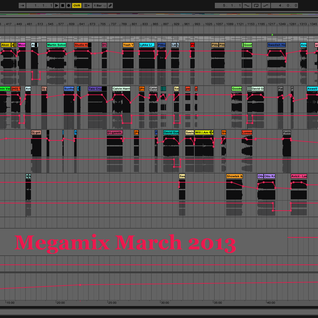 Megamix March 2013