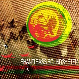Shanti Bass Podcast 004 - F-Block