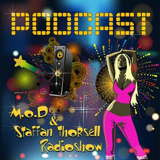 M.o.D Radioshow #6 - 2015 - Mixed by STAFFAN THORSELL