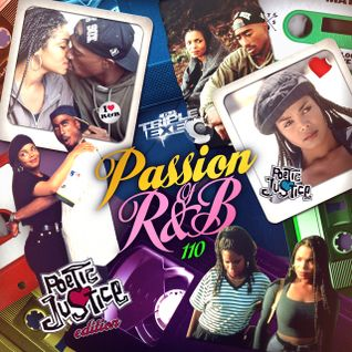 DJ Triple Exe-The Passion Of R&B 110