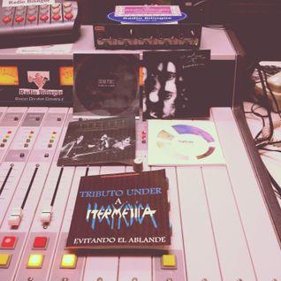 15 de diciembre del 2014 (2) / Cuevo Pérez / Telefunka / Tributo a Hermética / Radio Futura / Clap