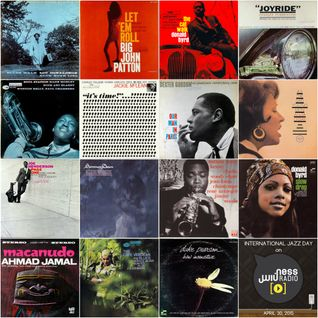 International Jazz Day on Ness Radio - Jazzcat mix #1