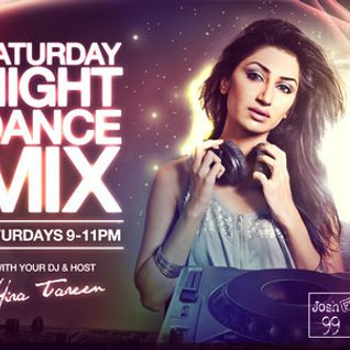 "GUEST MIX FOR HIRA TAREEN'S SHOW ""SNDM"" ON JOSH FM99 PAKISTAN"