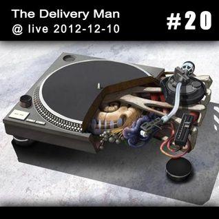 TDM @ live 2012-12-10 - Anatomy (Ann Special #20)