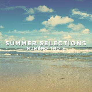 Summer Selections - Numéro Trois