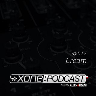 Allen & Heath XONE Polska - Podcast 02 - CREAM
