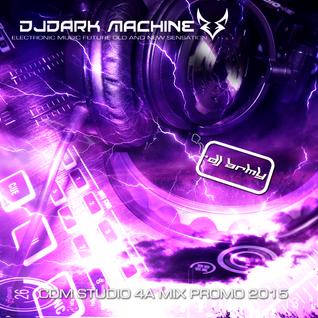 Session CDM 4A Promo Mix 2015 - DJ Dark Machine