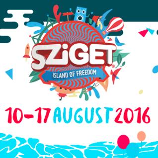 Hardwell - Live @ Sziget Festival (Hungary) - 16.08.2016