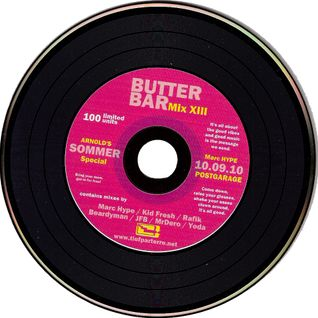 Butter Bar Mix Vol. XIII