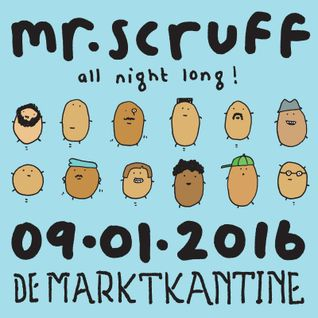 6 Hour DJ set from Amsterdam Marktkantine, January 9th 2016